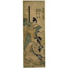 勝川春亭: print / frame - 大英博物館
