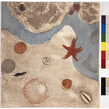 Onchi Koshiro: The Sea - British Museum