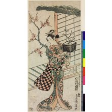 Torii Kiyohiro: - British Museum