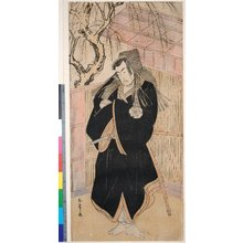 勝川春章: print (?) - 大英博物館