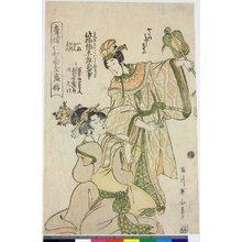Kikugawa Eizan: - British Museum