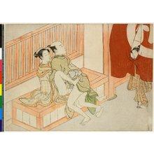 Isoda Koryusai: shunga / print - British Museum