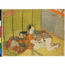 Suzuki Harunobu: shunga / print - British Museum