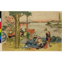 Katsushika Hokusai: Sho-dan / Kanadehon Chushingura - British Museum