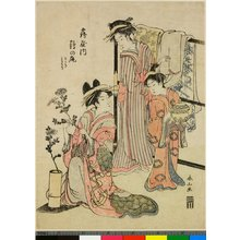 Katsukawa Shunzan: - British Museum