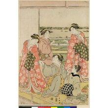 Katsukawa Shuncho: - British Museum