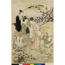Kubo Shunman: Mu-Tamagawa - British Museum