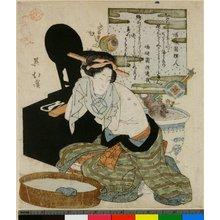 Totoya Hokkei: Gomo / Nijushi-ko - British Museum