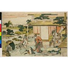 Katsushika Hokusai: Shichidamme / Kanadehon Chushingura - British Museum