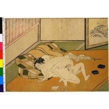 Isoda Koryusai: shunga - British Museum