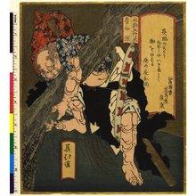 Totoya Hokkei: Mizu Ro-chi-shin / Suiko Gogyo - British Museum