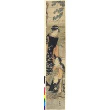 Utagawa Toyokuni I: mitate-e / print - British Museum