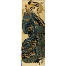 Keisai Eisen: print / kakemono-e - British Museum