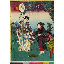 Utagawa Kunisada II: - British Museum