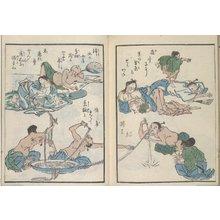 Kawanabe Kyosai: Kyosai gafu 狂斎画譜 - British Museum