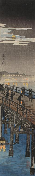 Takahashi Hiroaki: Ryogoku Bridge - University of Wisconsin-Madison