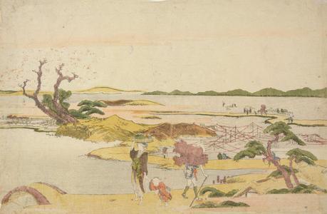 Katsushika Hokusai: Rural Landscape - University of Wisconsin-Madison