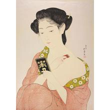 Hashiguchi Goyo: Woman with a Hand Mirror - University of Wisconsin-Madison