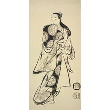 Kaigetsudo Dohan: Standing Courtesan - University of Wisconsin-Madison