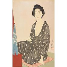 Hashiguchi Goyo: Woman in Summer Robe - University of Wisconsin-Madison