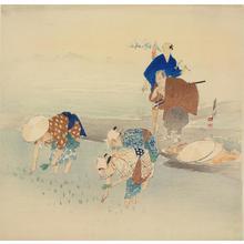 Ogata Gekko: Rice Planting - University of Wisconsin-Madison