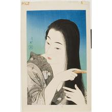 Torii Kotondo: Combing the Hair, Kamisuki - University of Wisconsin-Madison