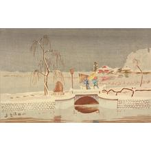 Kobayashi Kiyochika: The Benten Shrine at Ikenohata - University of Wisconsin-Madison