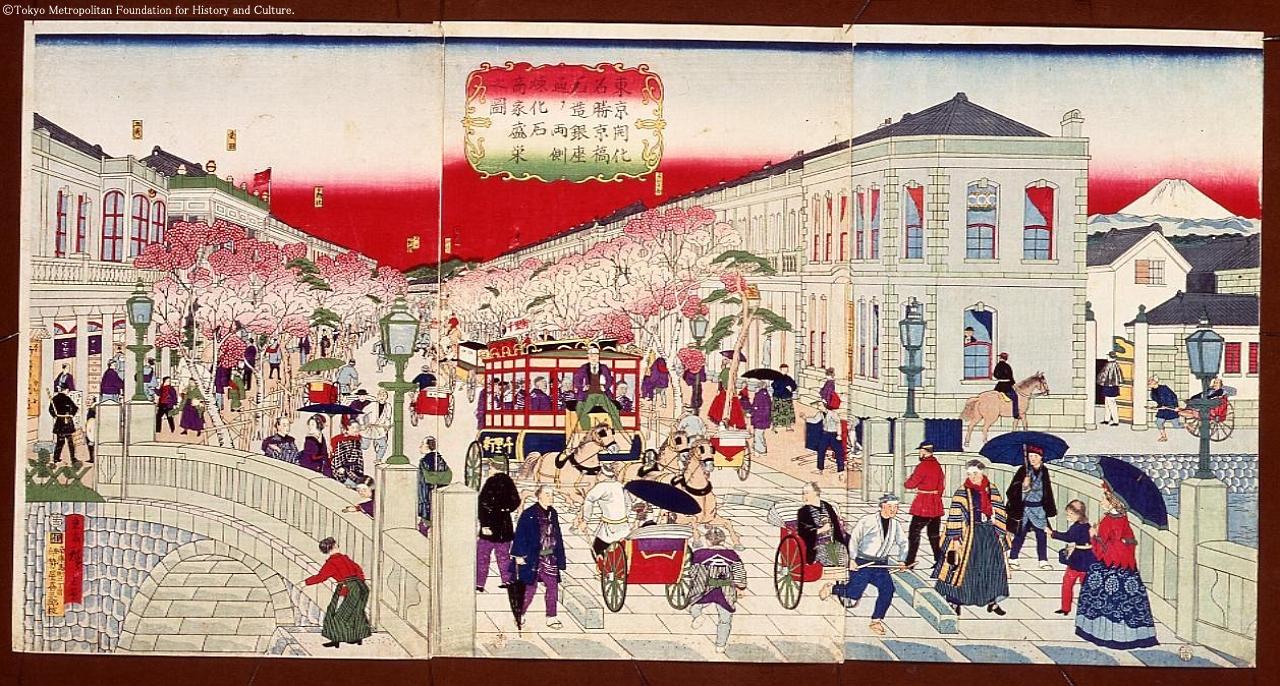 meiji era influence on modern japan essay