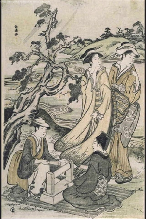 KUBO Syunman: The Six Precious Rivers: The Tama River in Mishima - 江戸東京博物館