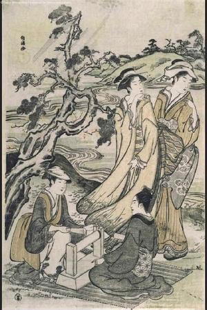 KUBO Syunman: The Six Precious Rivers: The Tama River in Mishima - 江戸東京博物館