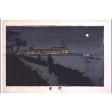 井上安治: True Pictures of Famous Places in Tokyo: Susaki - 江戸東京博物館