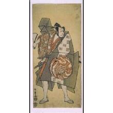 Katsukawa Shun'ei: The Actor ICHIKAWA Danjuro V - Edo Tokyo Museum