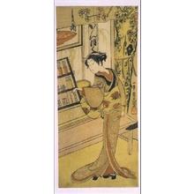 一筆斉文調: SEGAWA Kikunojo II as Yanagiya Ofuji - 江戸東京博物館