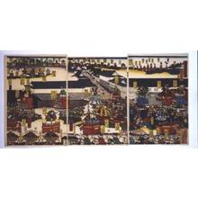Utagawa Yoshitora: The Sanno Festival - Edo Tokyo Museum