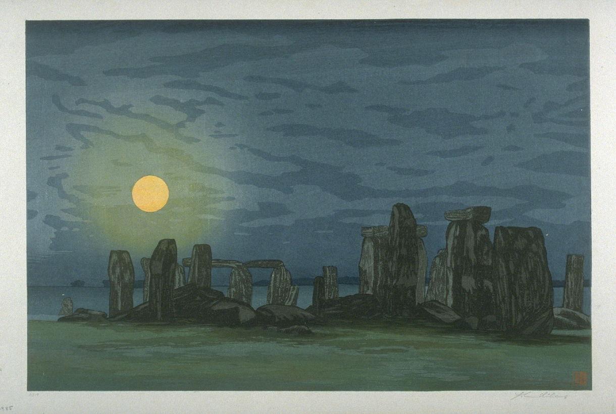 stonehenge moonlight - HD1220×821