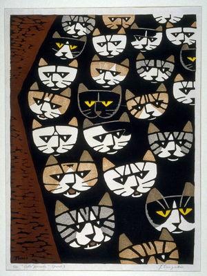 Inagaki Tomoo: Cat's Parade - Legion of Honor