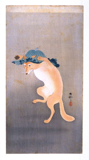 Shoson Ohara: Harvest Fox Spirit (messenger of Inari, god of the crops) - Legion of Honor