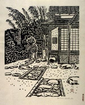Un'ichi Hiratsuka: Shrine Garden - Legion of Honor