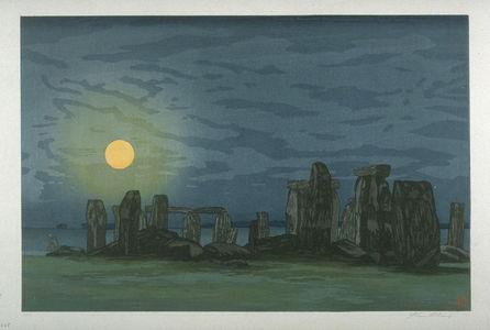 Yoshijiro Urushibara: Stonehenge (Moonlight) - Legion of Honor