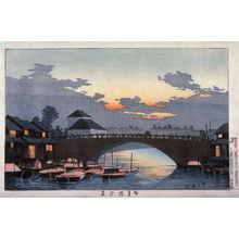 Inoue Yasuji: Asakusa Bridge - Legion of Honor