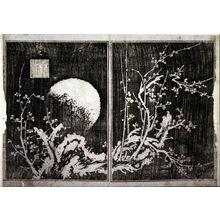 無款: [Blossoms in front of the moon] - Legion of Honor
