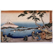 Utagawa Sadahide: Scene from act 8 of Chushingura - Legion of Honor