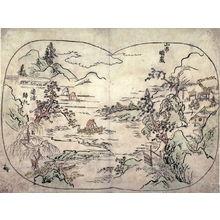 無款: Ro. from Eight Famous Views of China and Japan - Legion of Honor