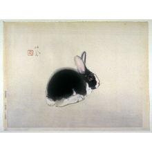 Takeuchi Seiho: Profile of a Hare - Legion of Honor
