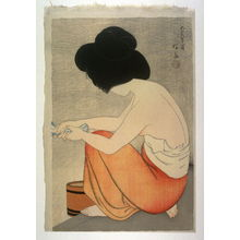 Ito Shinsui: After the Bath - Legion of Honor