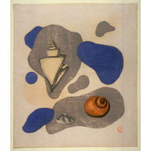 山口源: Composition with Sea Shells - Legion of Honor