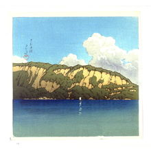 Kawase Hasui: Lake Towada - Legion of Honor