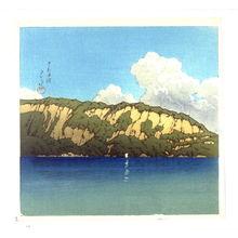 川瀬巴水: Lake Towada - Legion of Honor