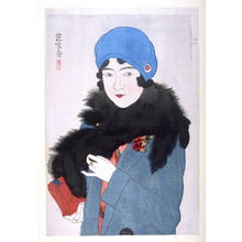 Ito Shinsui: Lady in Western Costume - Legion of Honor