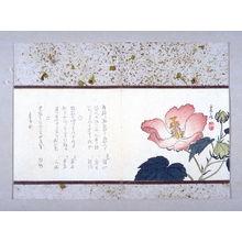松川半山: [Hibiscus flower] - Legion of Honor